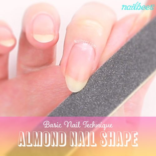 Almond Nail Shape