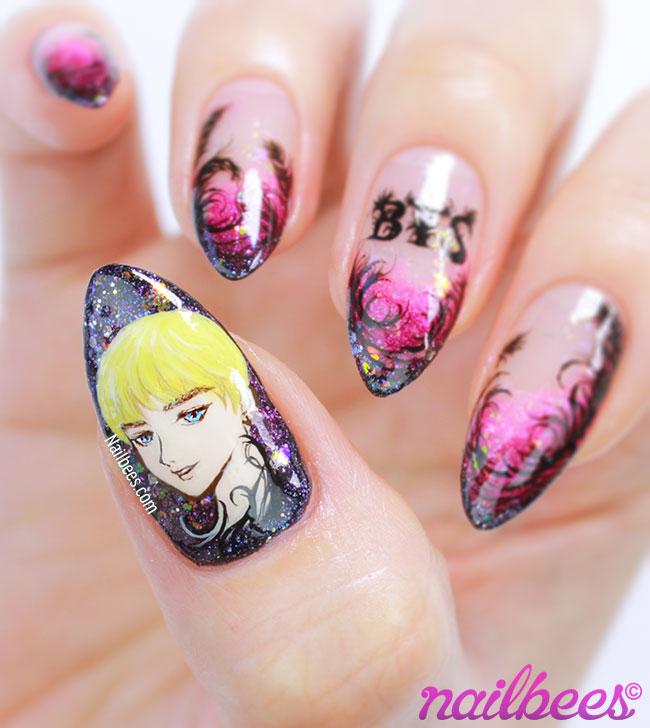 K-Pop Nail Art