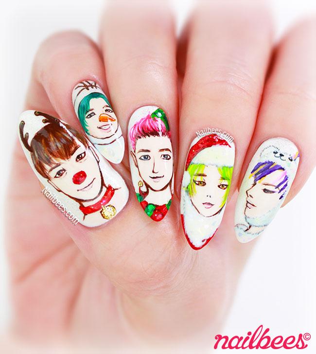 BIGBANG Nails
