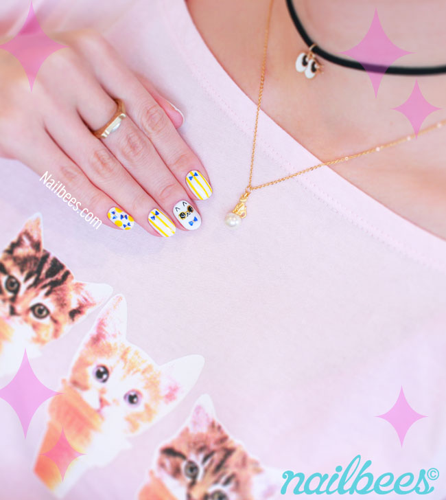 DOTOLY Cat Necklace