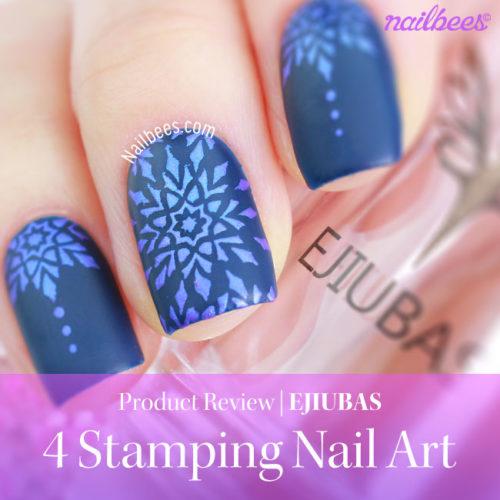 Stamping Nail Art | EJIUBAS