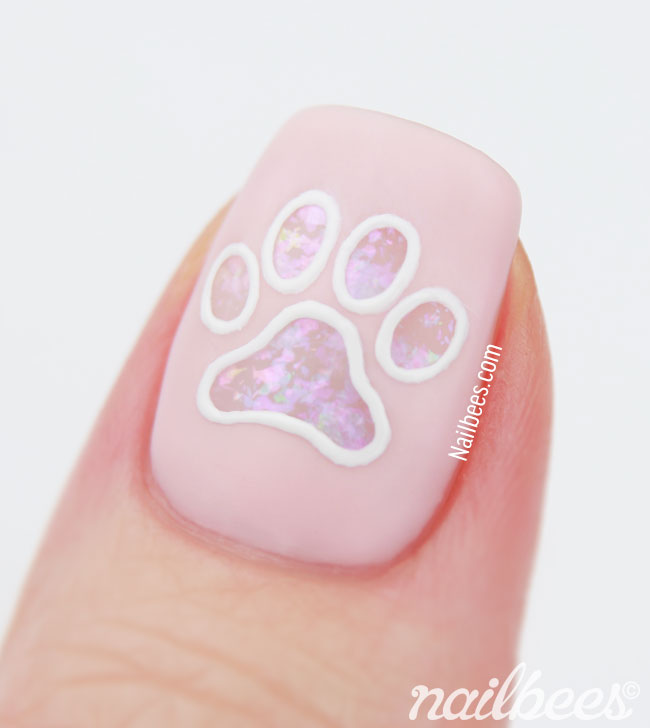 Cat Paw Nails