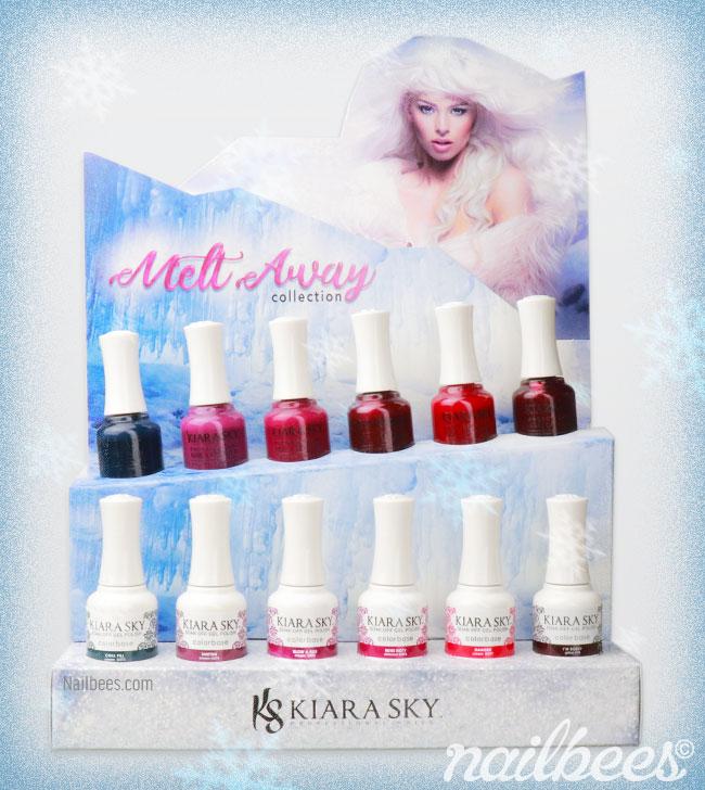 Kiara Sky Melt Away Collection 2017