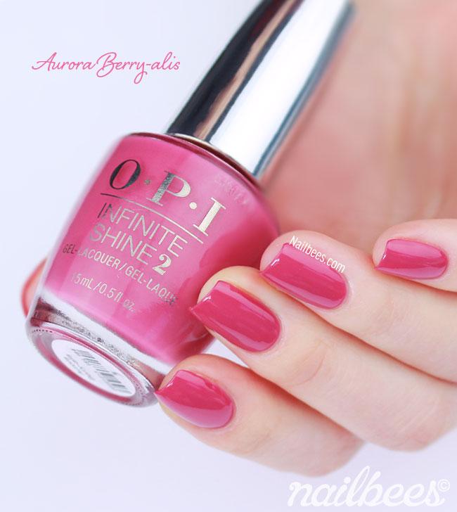 OPI 2017 Aurora Berry-alis