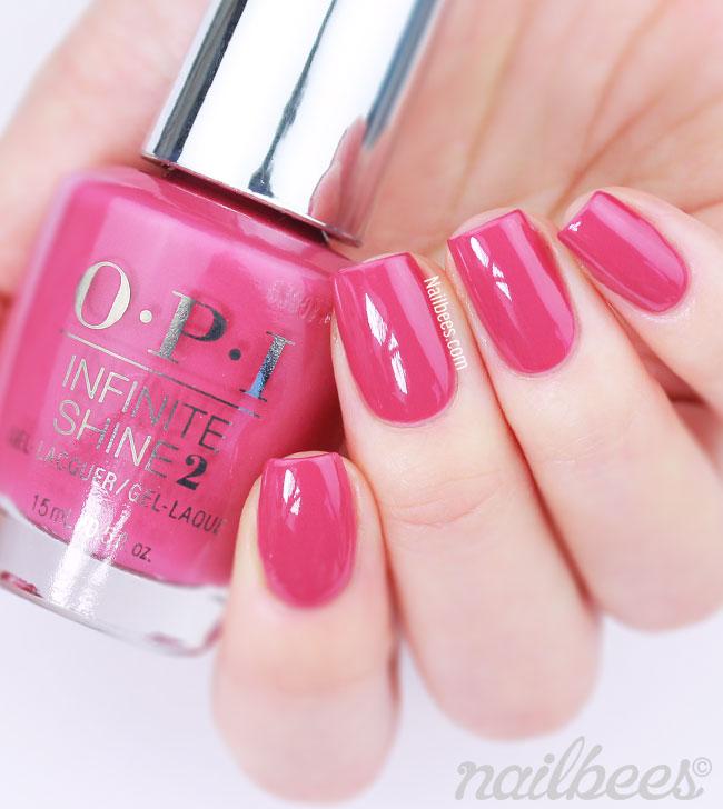 OPI 2017 Aurora Berry-alis Swatch