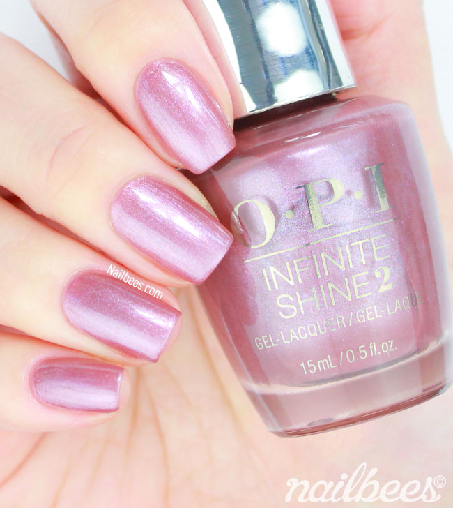 OPI 2017 Reykjavik Has All the Hot Spots Swatch