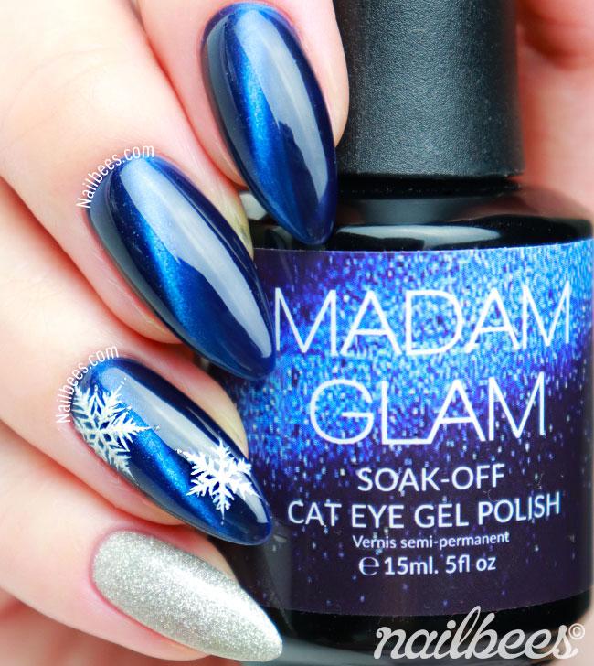 Madam Glam Cat Eye Gel Polish
