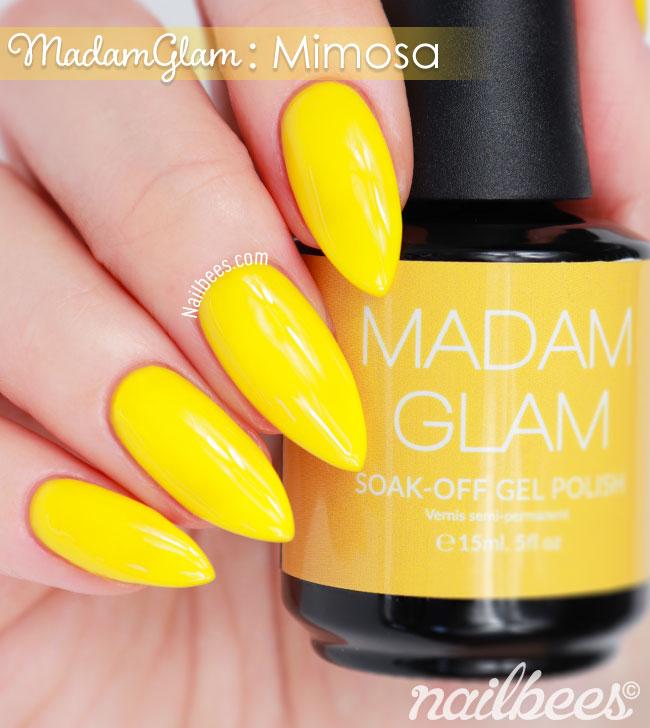 Madam Glam Mimosa