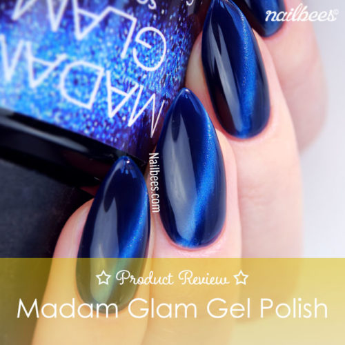 Madam Glam Polish Swatch