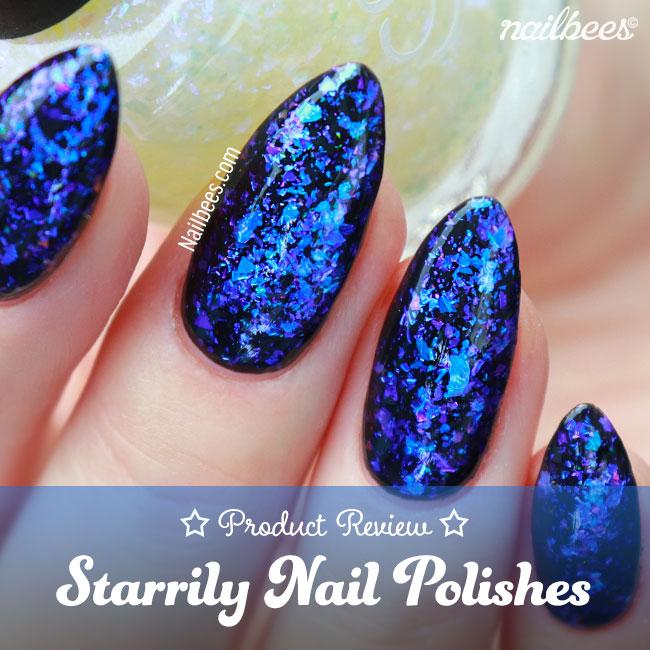 Starrily Nail Polish Swatch