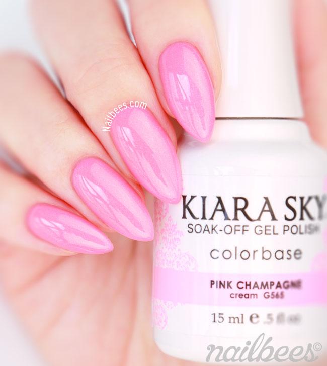 Kiara Sky Pink Champagne