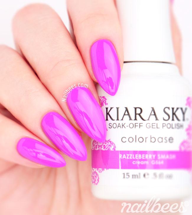 Kiara Sky Razzleberry Smash