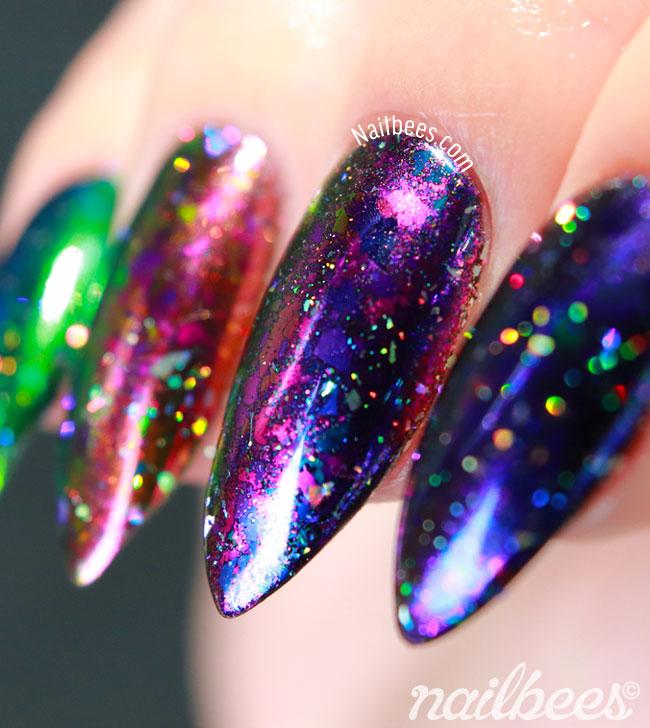 BeautyBigBang Aurora Holo Flake
