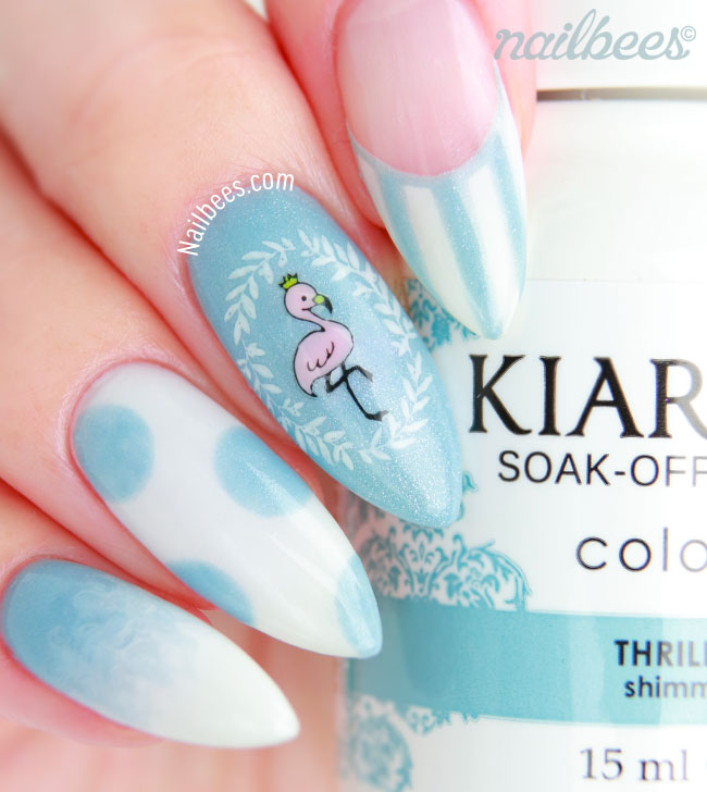 Kiara Sky Thrill Seeker Gel Polish 1
